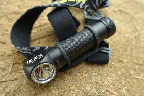 Nitecore HC30 Headlamp CivilGear 098