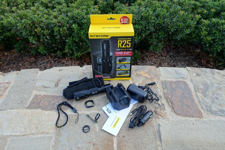 Nitecore R25 Flashlight CivilGear 034