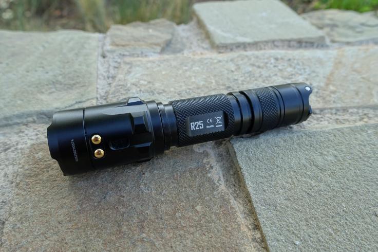 Nitecore R25 Flashlight CivilGear 048