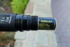 Nitecore R25 Flashlight CivilGear 082