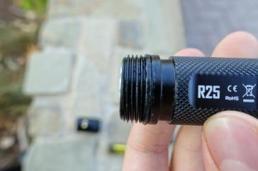 Nitecore R25 Flashlight CivilGear 098