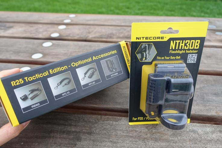 Nitecore R25 Flashlight CivilGear 219