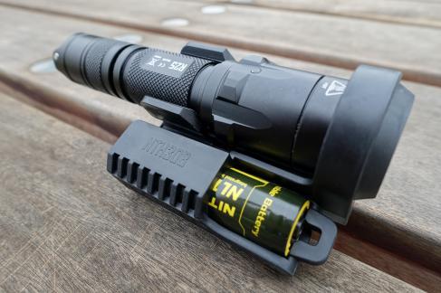 Nitecore R25 Flashlight CivilGear 257