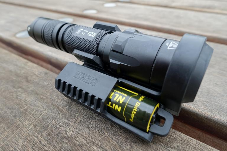 Nitecore R25 Flashlight CivilGear 257