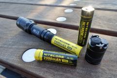 Nitecore R25 Flashlight CivilGear 323