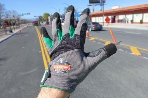 Ergodyne Proflex 710TX Gloves Review CivilGear 025