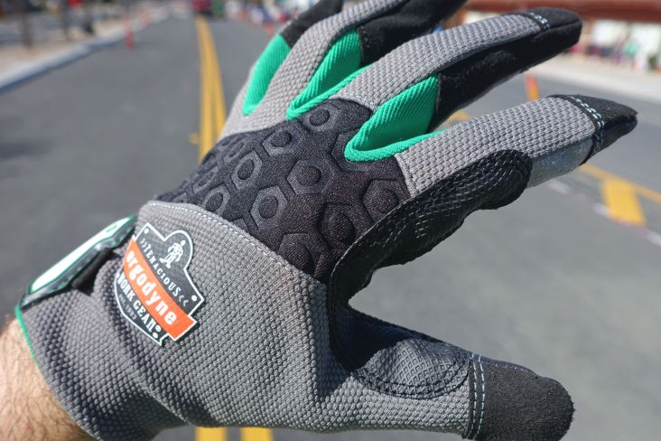 Ergodyne Proflex 710TX Gloves Review CivilGear 033