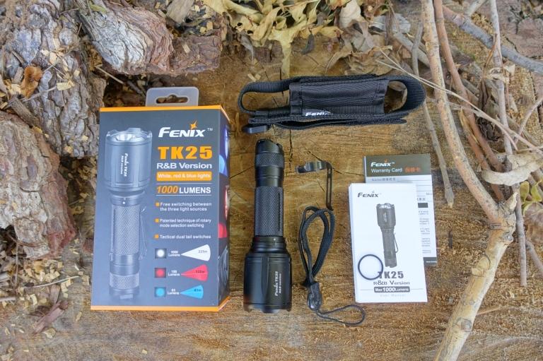 Fenix TK25 R&B Flashlight Review CivilGear 044