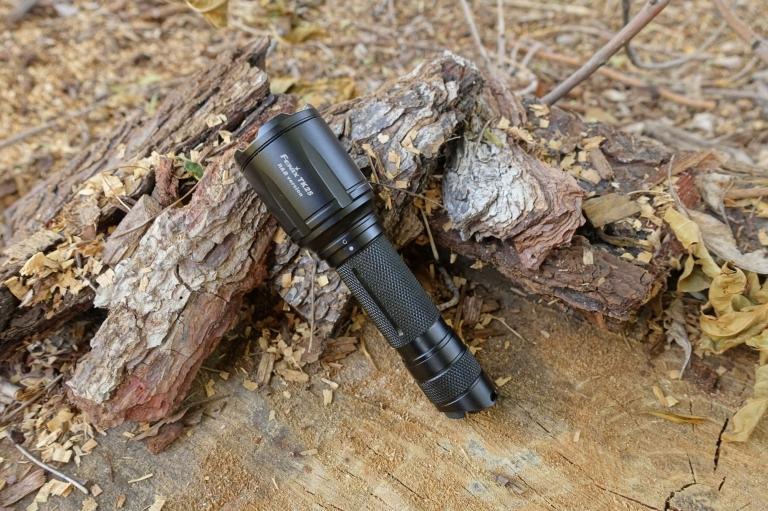 Fenix TK25 R&B Flashlight Review CivilGear 134