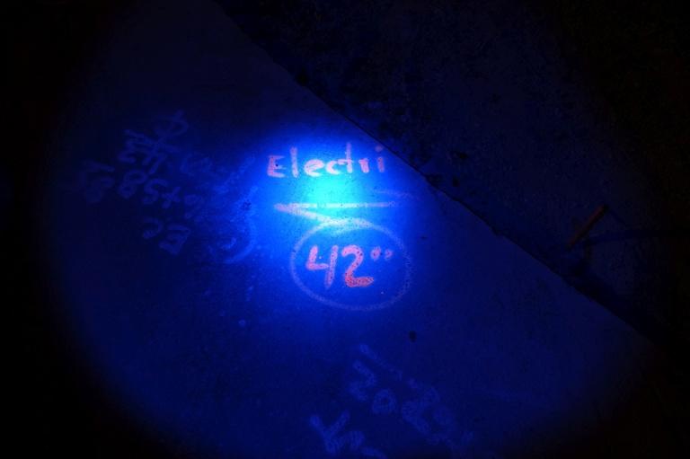 Fenix TK25 R&B Flashlight Review CivilGear 269