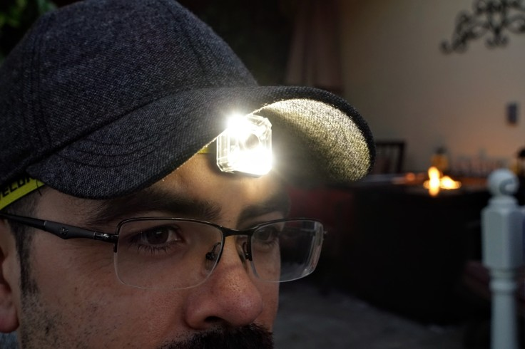 Nitecore NU05 Headlamp Review CivilGear 024