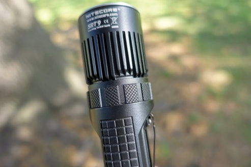 Nitecore SRT9 Flashlight Review CivilGear 027