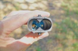 Nitecore SRT9 Flashlight Review CivilGear 045