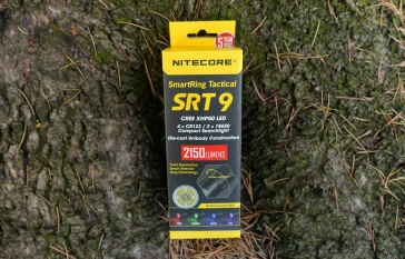 Nitecore SRT9 Flashlight Review CivilGear 047