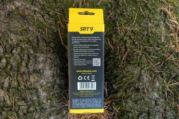 Nitecore SRT9 Flashlight Review CivilGear 048
