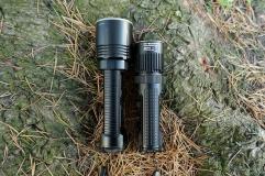Nitecore SRT9 Flashlight Review CivilGear 052