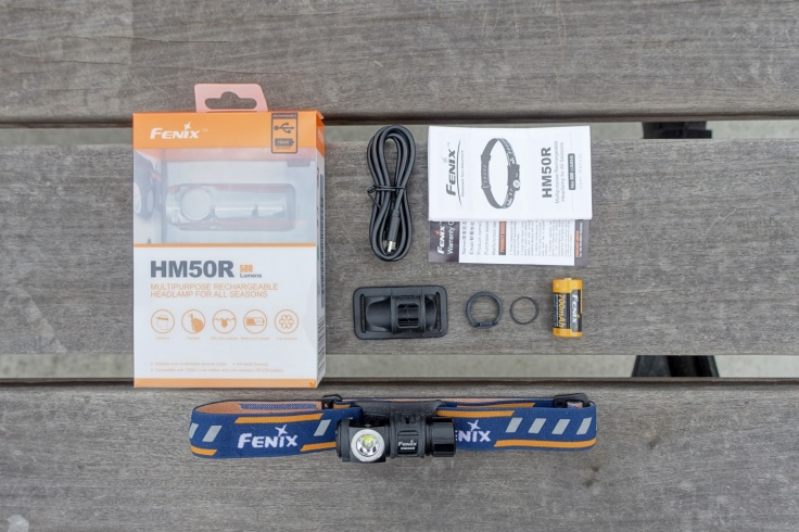 Fenix HM50R Headlamp Review CivilGear 005