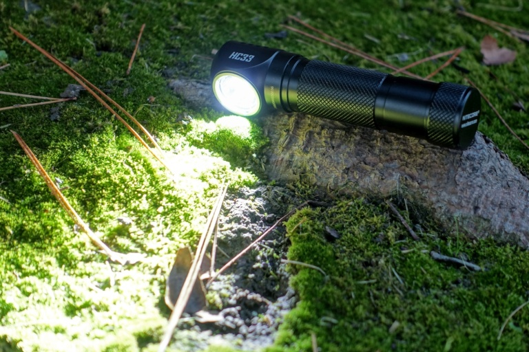 Nitecore HC33 Headlamp Review CivilGear 002