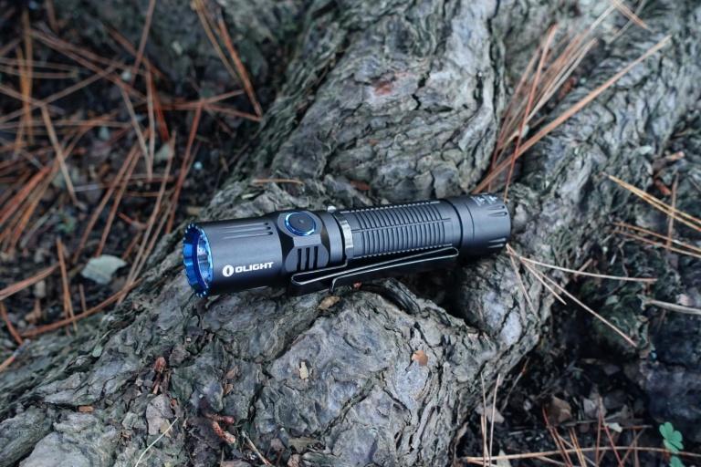 Olight M2R Flashlight Review CivilGear 004