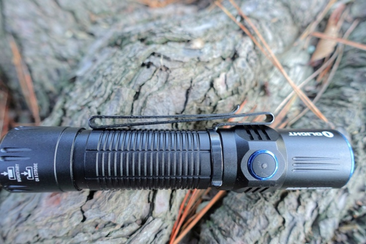 Olight M2R Flashlight Review CivilGear 020