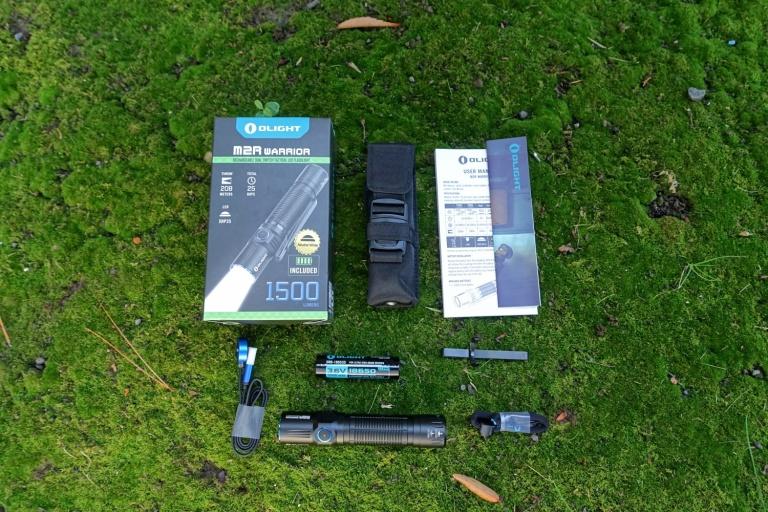 Olight M2R Flashlight Review CivilGear 022