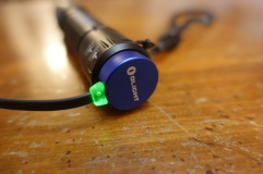 Olight M2R Flashlight Review CivilGear 054