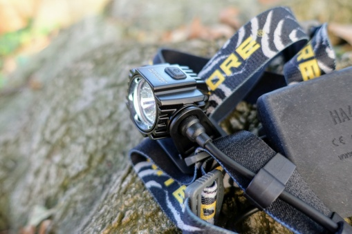 Nitecore HA40 Headlamp Review CivilGear 005