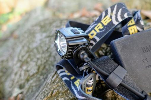 Nitecore HA40 Headlamp Review CivilGear 005