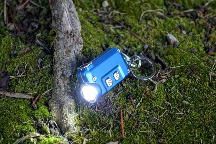 Nitecore TINI Keychain Light Review CivilGear 001