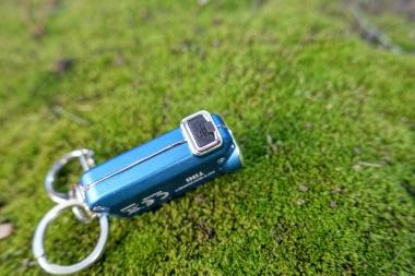 Nitecore TINI Keychain Light Review CivilGear 006