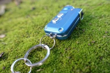 Nitecore TINI Keychain Light Review CivilGear 009