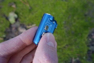 Nitecore TINI Keychain Light Review CivilGear 013
