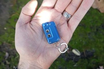 Nitecore TINI Keychain Light Review CivilGear 014