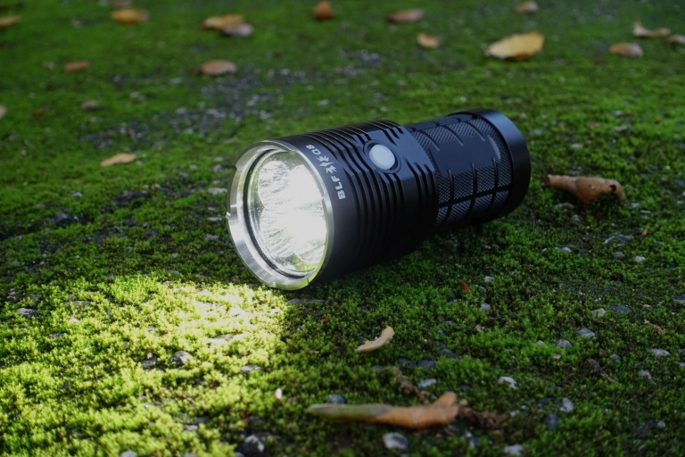 BLF Q8 Flashlight Review CivilGear 002