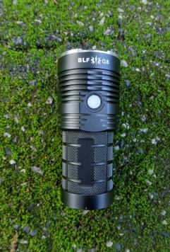 BLF Q8 Flashlight Review CivilGear 005
