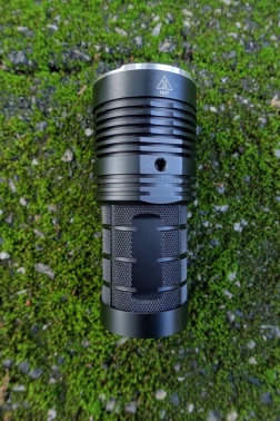 BLF Q8 Flashlight Review CivilGear 006