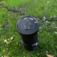 BLF Q8 Flashlight Review CivilGear 007