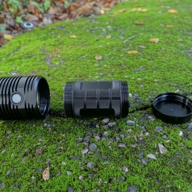BLF Q8 Flashlight Review CivilGear 010