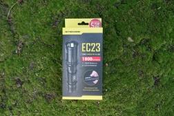 Nitecore EC23 Flashlight Review CivilGear 006