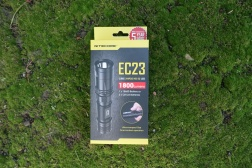 Nitecore EC23 Flashlight Review CivilGear 006