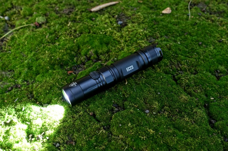 Nitecore EC23 Flashlight Review CivilGear 009