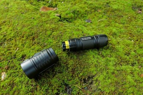 Nitecore MH23 Flashlight Review CivilGear 015