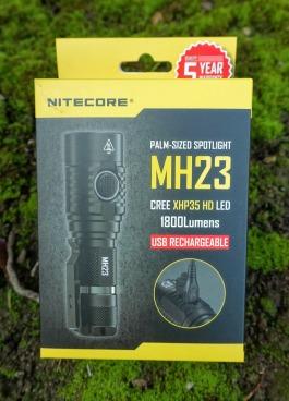 Nitecore MH23 Flashlight Review CivilGear 017