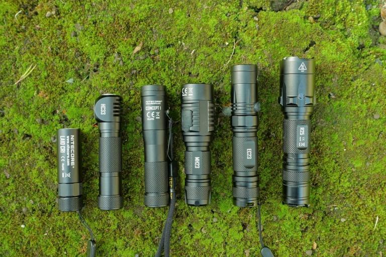 Nitecore MH23 Flashlight Review CivilGear 022