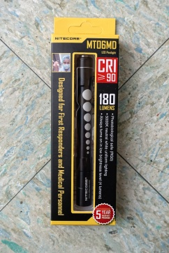 Nitecore MT06MD Penlight Update Review CivilGear 000