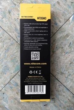 Nitecore MT06MD Penlight Update Review CivilGear 001