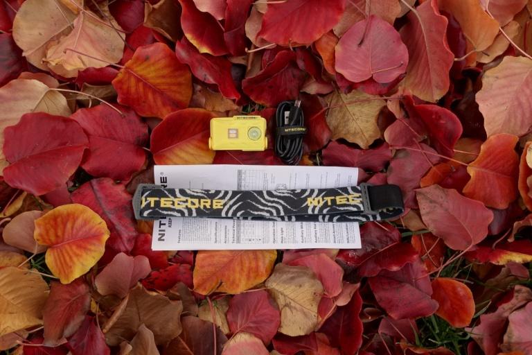 Nitecore NU25 Headlamp Review CivilGear 115