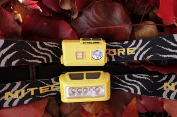 Nitecore NU25 Headlamp Review CivilGear 123