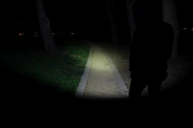 Nitecore NU25 Headlamp Review CivilGear 204