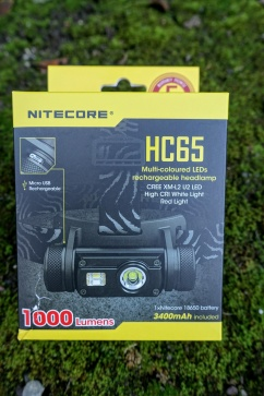 Nitecore HC65 Headlamp Review CivilGear 001